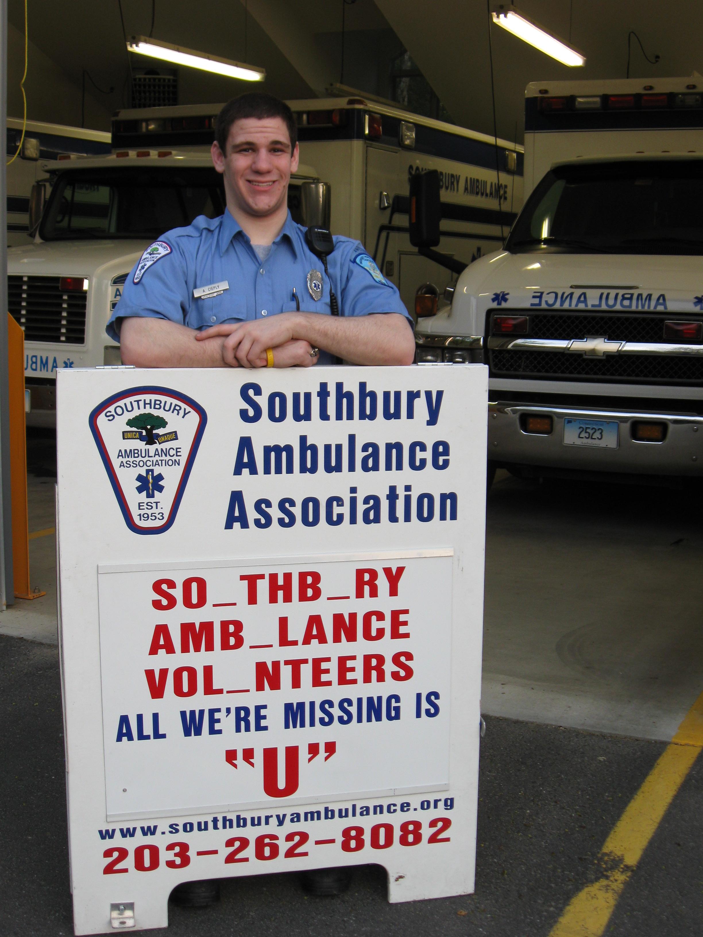 Southbury Ambulance Association - History